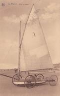 La Panne - Char à Voiles - Ern. Thill, Série 9, N°24 - De Panne