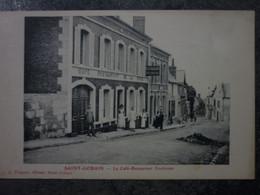 SAINT GOBAIN  LE CAFE RESTAURANT DUCHESNE - Other Municipalities