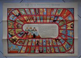Les Jeux De La Phosphatine Falières -  Illustrateur Benjamin Rabier 1906 - Collections