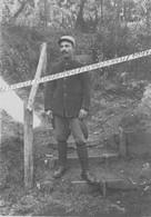 13 PLAN D'ORGON / CARTE PHOTO / 1914-1918 / 118e RIT ( AVIGNON )/ SOLDAT NOMME / 118e REGIMENT D INFANTERIE TERRITORIALE - Altri Comuni