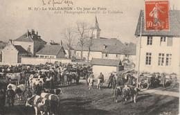 VALDAHON (Doubs) - Un Jour De Foire. Edition Photog. Nouvelle. N° 37. Circulée En 1914. Bon état. - Other Municipalities