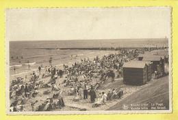 * Knokke - Knocke (Kust - Littoral) * () La Plage, Beach, Strand, Animée, Sea Mer, Cabines, Old - Knokke