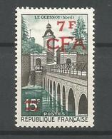 Timbre De Réunion C-f-a En Neuf **  N  335 - Nuovi