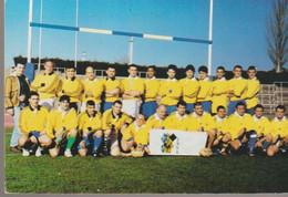 C.P. - PHOTO - UNIVERSITE DE NICE - U.N.S.A. - EQUIPE DE RUGBY - 1996 - Ohne Zuordnung