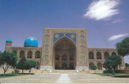 (UZBEKISTAN) SAMARKAND, MADRASAH TILLA KARI - New Postcard - Uzbekistan