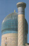 (UZBEKISTAN) SAMARKAND, MAUSOLEUM GUR-EMIR - New Postcard - Uzbekistan