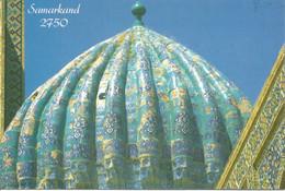 (UZBEKISTAN) SAMARKAND, PLACE DU REGUISTAN - New Postcard - Uzbekistan