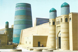 (UZBEKISTAN) KHIVA - New Postcard - Uzbekistan