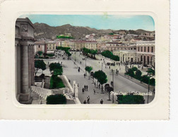 MESSINA-UNIVERSITÀ -CARTOLINA VERA FOTOGRAFIA- VIAGGIATA NEL 1956 - Messina