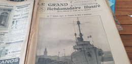 GRAND NORD 27/DUNKERQUE/Ste ANNE AURAY/ORCHIES /BULLY GRENAY /BETHUNE COLLEGE St VAAST - 1900 - 1949