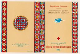 1961  Carnet Croix-Rouge  N° 2010  Neuf**  (2 Scans) - Rode Kruis