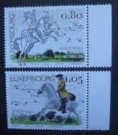 Luxemburg    Europa Cept   Alte Postwege   2020    ** - 2020