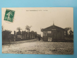 SAULNIERES - Train En Gare - Sonstige Gemeinden