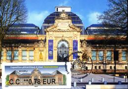 Exposition Philatélique Maximaphilie Valenciennes 2018 20 Et 21 Octobre TAD Championnat Régoinal De Philatélie - Commemorative Postmarks