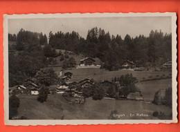 ZBP-21  Gryon Sur Bex, En Rabou.  Circulé 1937.. Perrochet-Matile - VD Vaud