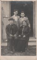 9776. Foto Cartolina Vintage Famiglia Anni '20 Dal Mistro Bologna - Personas Anónimos