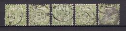 Baden - 1868 - Michel Nr. 23 - Gestempelt - 50 Euro - Baden