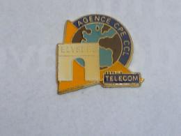 Pin's AGENCE CPE CCL, FRANCE TELECOM ELYSEE - France Telecom