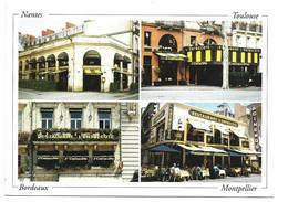 HOTELS & RESTAURANTS - Restaurant L'ENTRECOTE France ( Nantes Toulouse Bordeaux Montpellier ) - Hotels & Restaurants