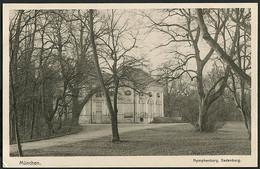 München - Nymphenburg Badenburg - Muenchen