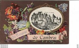 59 . Nord : Cambrai : Un Bonjour . - Cambrai