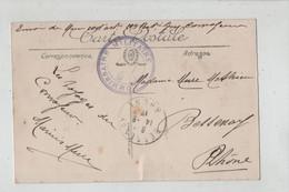 Mure Bessenay Commission Militaire à Identifier Convoyeur Montereau La Place Et La Statue De Napoléon - Oorlog 1914-18