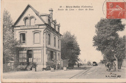 N°7775 R -cpa Riva Bella -route De Lion -gare De Riva- - Riva Bella