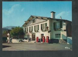 Pyrénées Atlantiques . Ossès , Hotel Changala Et La Station Service ELF - Sonstige Gemeinden