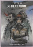 "CPM - ILLUSTRATEUR BD ENKI BILAL - ""32 Décembre"" - Fumetti"