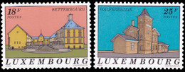 Luxembourg 1241/42** MNH Touristique - Unused Stamps