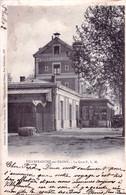 69 - Rhone - VILLEFRANCHE Sur SAONE - La Gare - Villefranche-sur-Saone