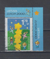 Lithuania 2000 Mi 730 Used Europa - Lituania