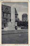"""1939 BOCHOLT - Carte Monument """"KRIEGER - EHRENMAL - 1914/1918"""" - Bocholt"""