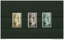 España Año 1957 Completo Y Nuevo - Volledige Jaargang