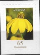 2009 Allem Fed. Deutschland  Mi. 2715 ** MNH  Blumen: Sonnenhut (Rudbeckia Fulgida) - Ongebruikt