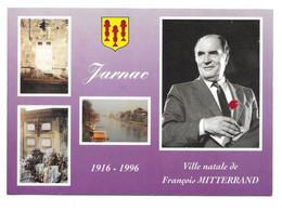 CP Jarnac - Ville Natale De François Mitterrand - Ohne Zuordnung