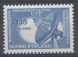 +M1004. Finland 1965. UIT. Michel 605. MNH(**) - Ungebraucht