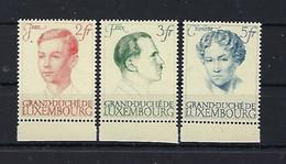 Luxembourg - Luxemburg - Timbres 1939  Série Caritas Dynastie  MNH **  KW 60 - Blocks & Kleinbögen