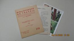 P. BERNARDIN / LES OISEAUX 2ème Série / BT N° 216  LES VIGNETTES C.E.L.(sans Les Fiches) - Animals