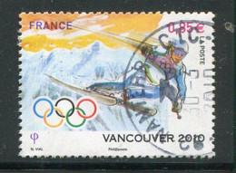 FRANCE- Y&T N°4437- Oblitéré (ski) - Used Stamps