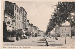 N°7806 R -cpa Romans -cours Bonnevaux- - Romans Sur Isere