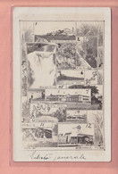OLD PHOTO POSTCARD -   AUSTRALIA - BABINDA 1919 - POST - STATE HOTEL - SUGAR MILL - Zonder Classificatie