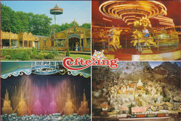 De Efteling Kaatsheuvel Pretpark Fun Park Theme Parc D'attractions Diorama Carrousel Waterorgel - Kaatsheuvel