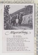 Liedpostkarte/Song Card: Alle Tage Ist Kein Sonntag NO STAMP - Guerra 1939-45