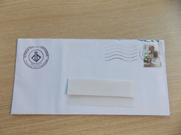 België Brief Met Zegel Koningin Paola  2011 - Briefe U. Dokumente