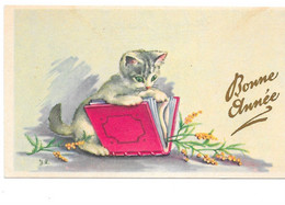 Lagarde J. - Bonne Année - Mignonette, 10,5 X 6,5 - J L P Charme 34/2 - TRES BON ETAT - Otros Ilustradores