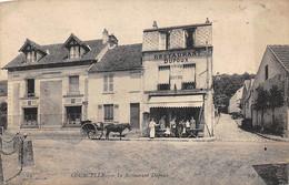 Courcelles          60           Le Restaurant Dupoux          (voir Scan) - Other Municipalities