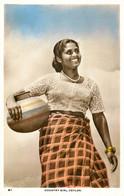 Inde - Ceylon - Country Girl - India