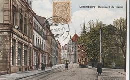 Cartolina - Postcard /  Non Viaggiata -  Unsent /  Lussemburgo, Viale Du Viaduc - Esch-Alzette