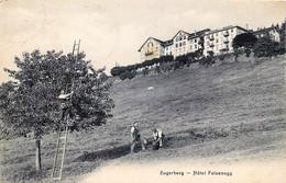 Suisse - Zoug - Zugerberg - Hôtel Felsenberg - ZG Zug